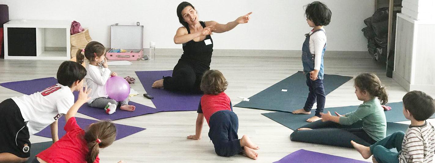 Yogasan & Moms