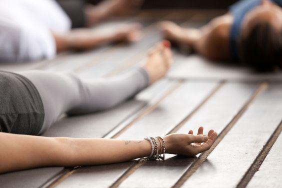 Nyasa Yoga Nidra